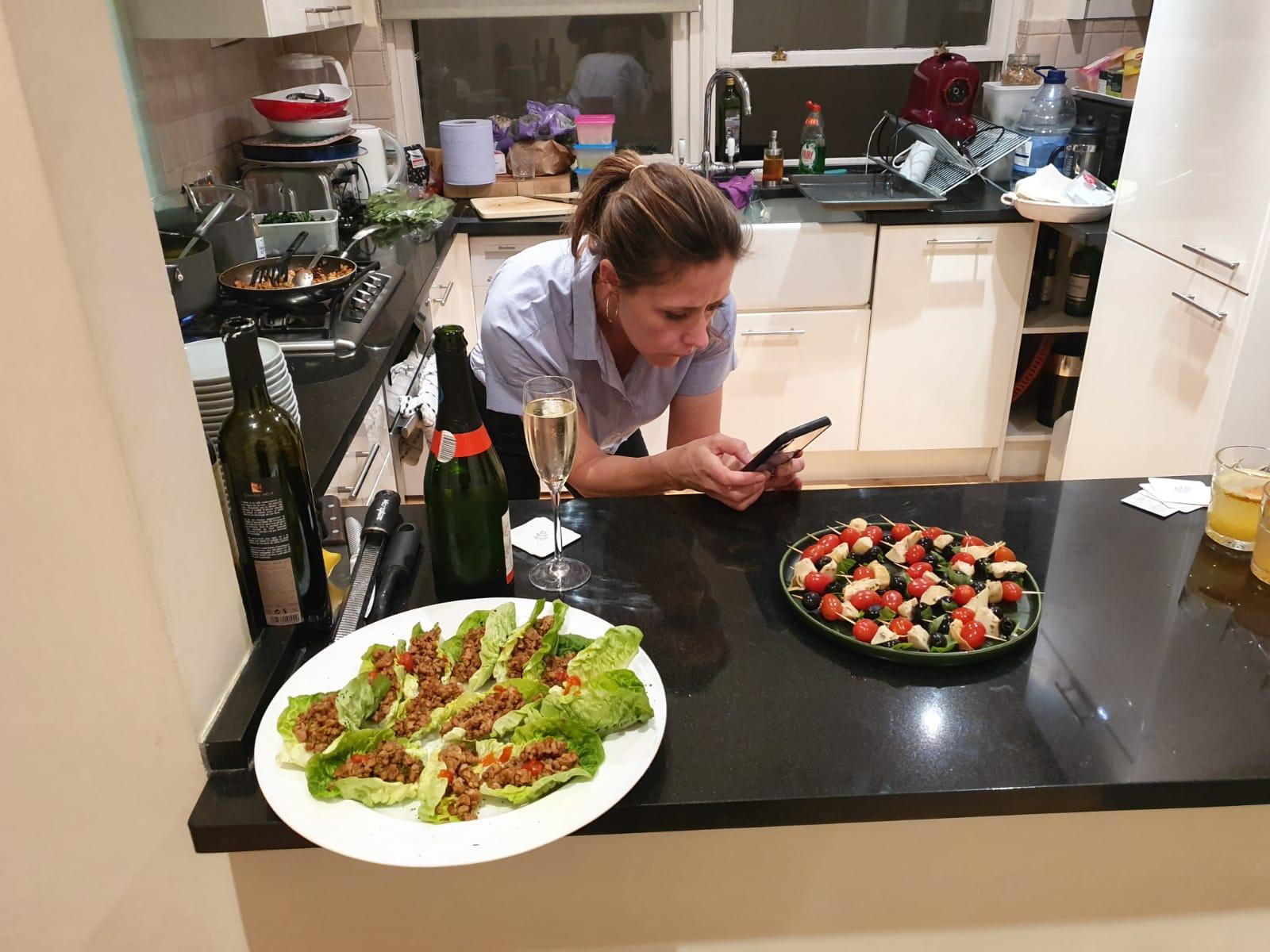 Veganuary chef (Nati)