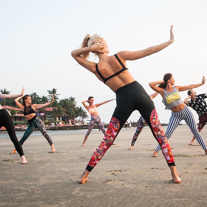 VOGA - strength, flexibility and yoga
