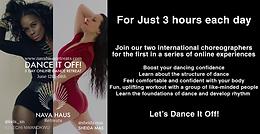 Dance it off!