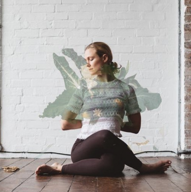 Natalie Smyth - Naturopath and a Yoga & mindfulness practitioner - one of the team