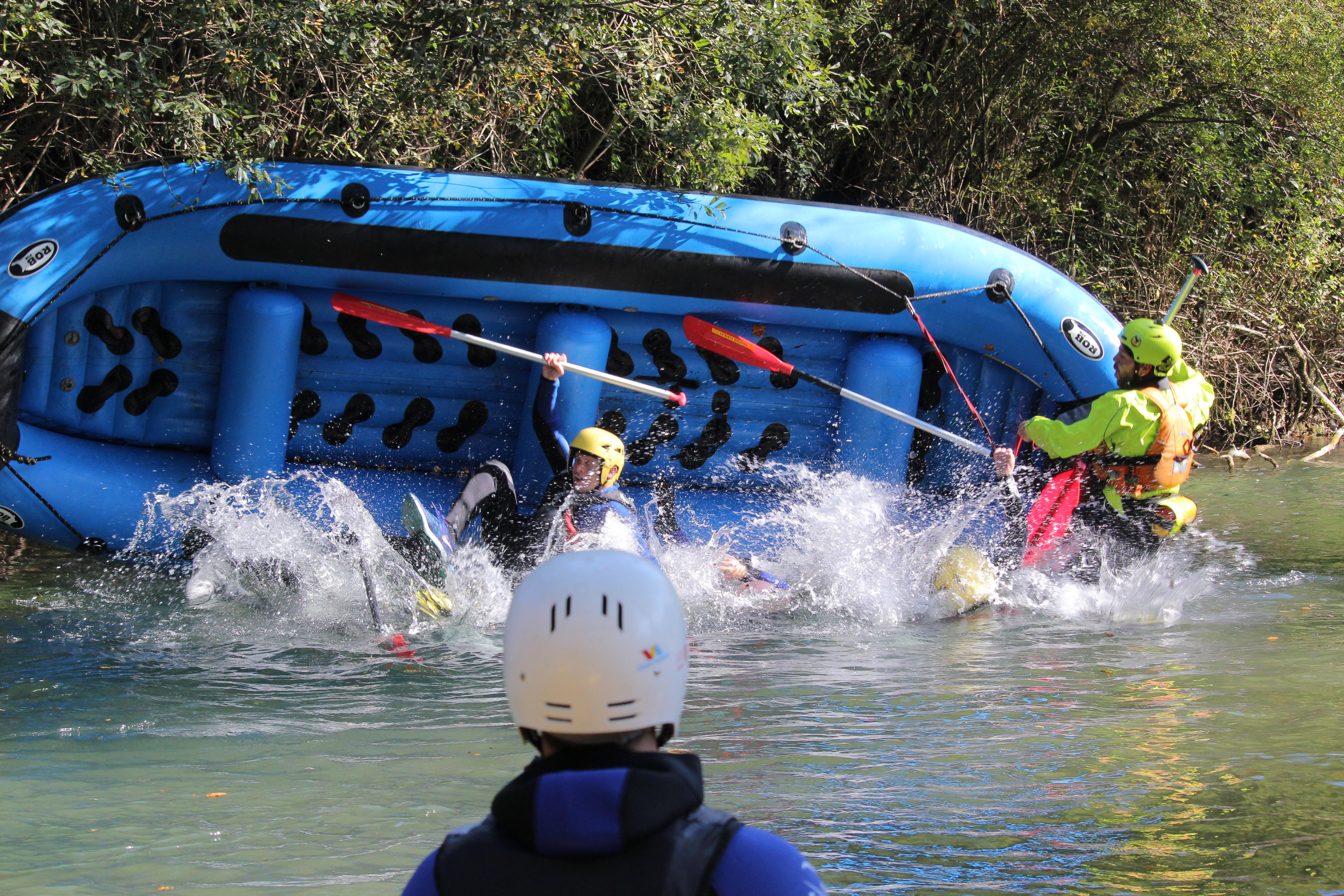 EY rafting