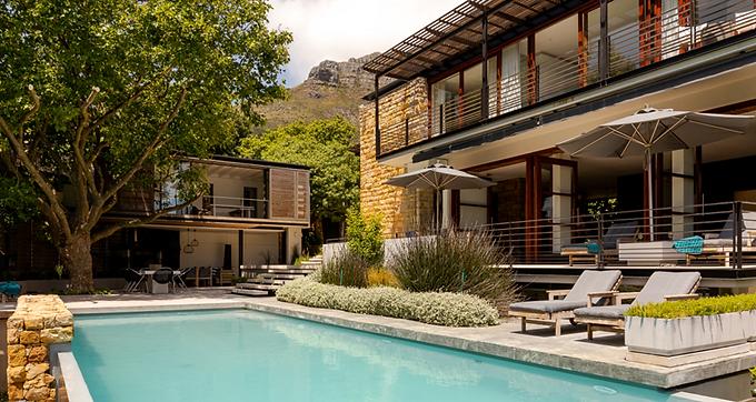 Camps Bay, Cape Town - VOGA Valentine's Retreat