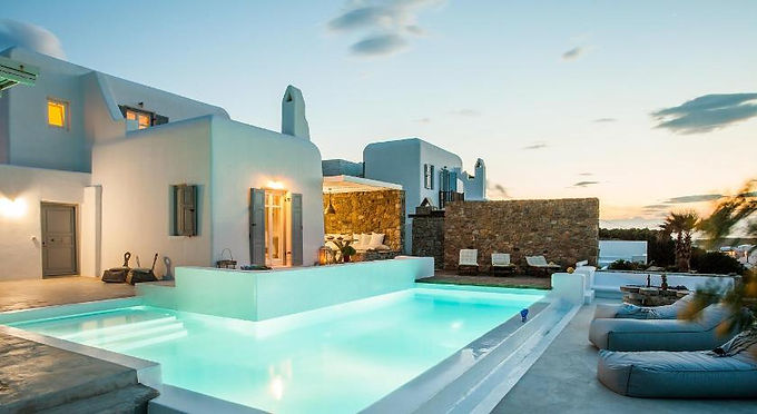 Mykonos - Get fitter weight loss and body sculpting retreat. May 2021