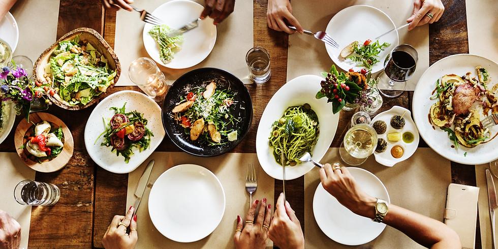 Retreats Kitchen - Mediterranean tapas