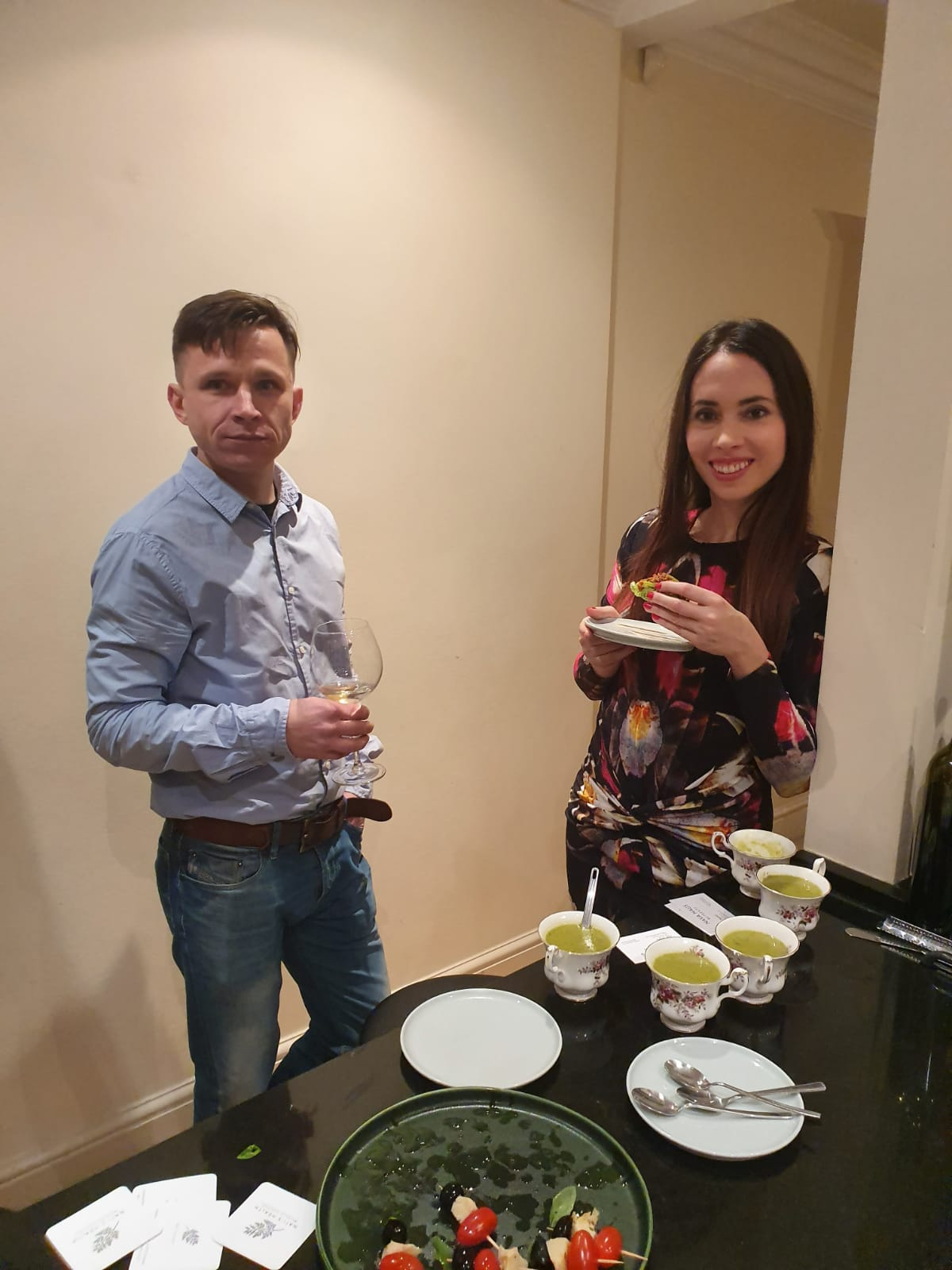 Veganuary guests