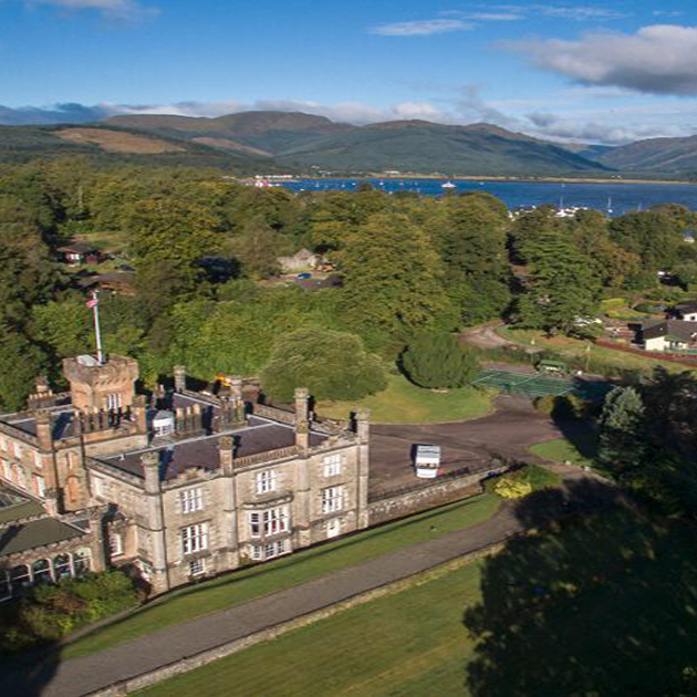 Highlands Retreat - A Scottish Castle Getaway - SOLD OUT