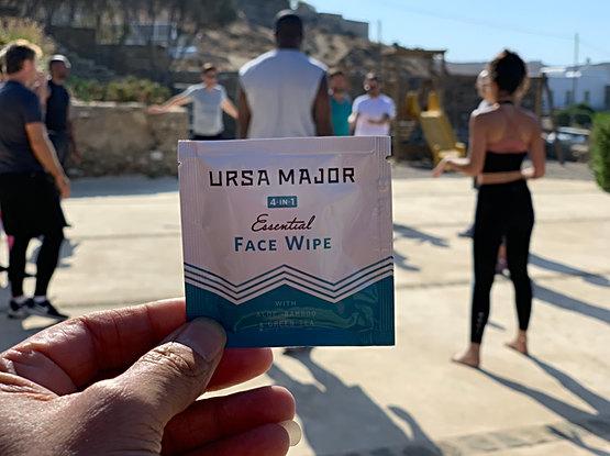 Ursa Major, one of our goodie bag sponsors