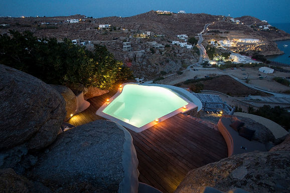Aphrodite's Spring Retreat - Mykonos