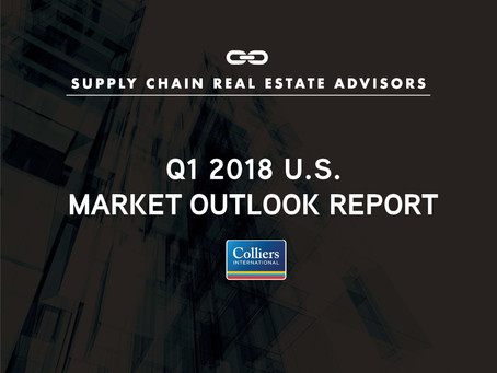Q1 2018 U.S. - Industrial Market Outlook Report