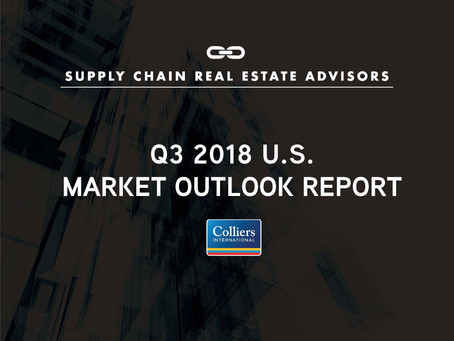 Q3 2018 U.S. - Industrial Market Outlook Report