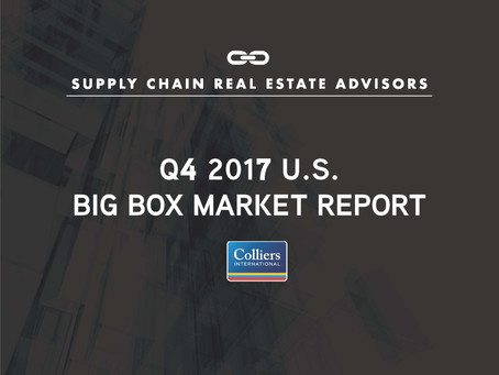 Q4 2017 U.S. - Industrial Big Box Market Report