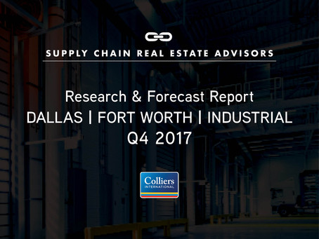 Q4 2017 DFW - Industrial Market Report