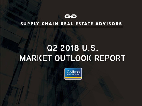 Q2 2018 U.S. - Industrial Market Outlook Report