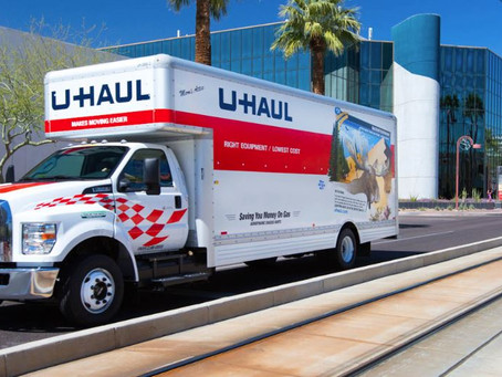 U-Haul Names Top Growth States of 2019.