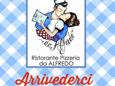 """Chiude """"Da Alfredo"""""""