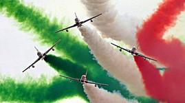 Frecce tricolori a Ladispoli