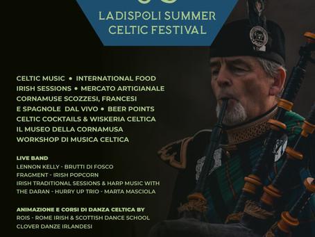 LADISPOLI, SUMMER CELTIC FESTIVAL