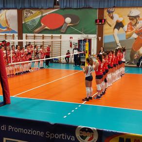 Pallavolo - Campionato Nazionale Serie B2 Femminile