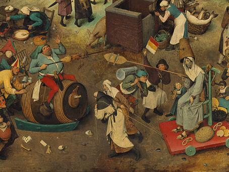 Carnevale e Quaresima