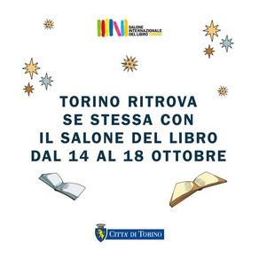 Piunews al Salone Internazionale del Libro di Torino
