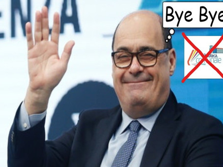 Lazio Crea... disagi