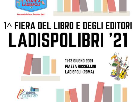 """""""Ladispolibri - 1^ edizione della Fiera del libro e degli editori"""