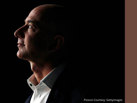 Jeff Bezos: Inspiring Journey from an Investment Banker to the World's Richest Man