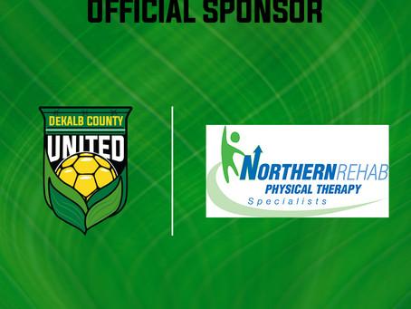 Northern Rehab Announced As Returning Sponsor