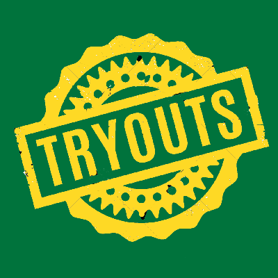 Tryouts Am Here!!