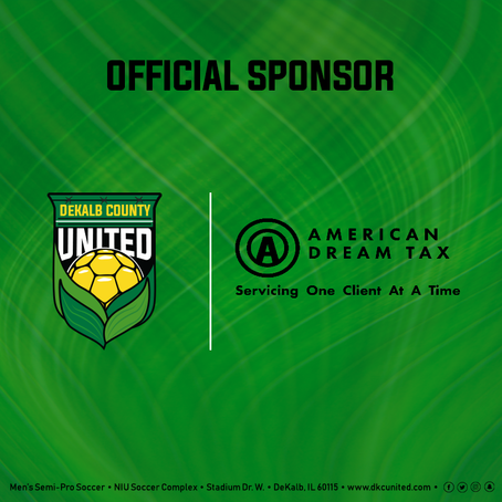American Dream Tax As Club Sponsor