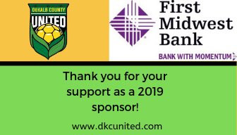 First Midwest Bank is back