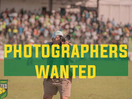 Volunteer Photographers Wanted!
