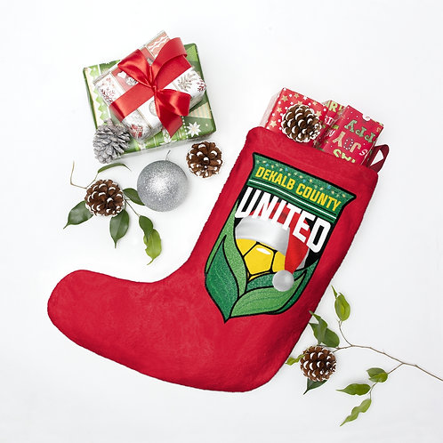 Santa Hat Christmas Stocking