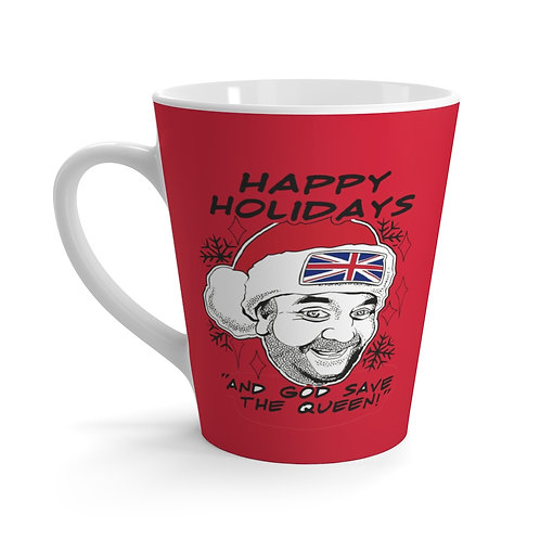 "St. Nik ""God Save The Queen"" Mug"