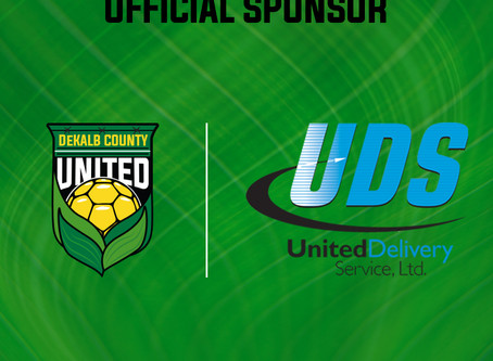 United Delivery Service Announced As New Sponsor