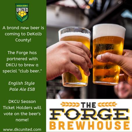 DKCU Are Bringing The Beers!