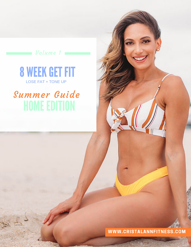 Get Fit Summer Home Edition Guide