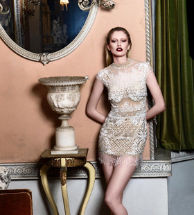 Photographer : Ram Shergill   Hair : Issey Hyde  Make Up : Barrie Griffith