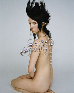 Dazed Beauty X Alan Crocetti