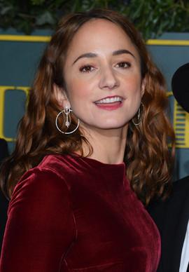 Actress Lydia Leonard