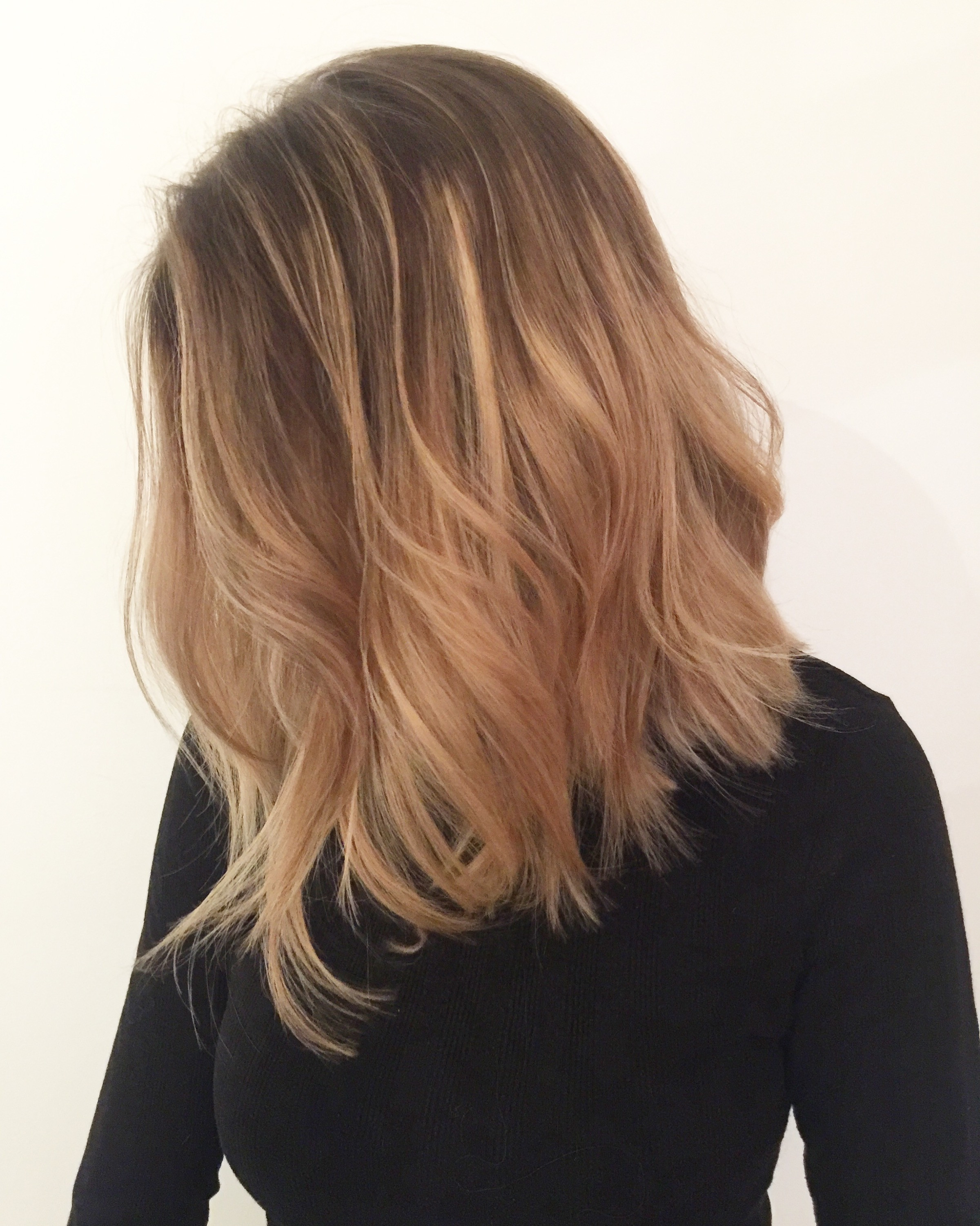 Mid /Long Hair / Style, Cut  & Blow-Dry