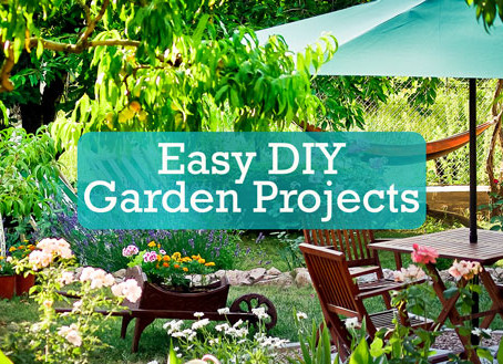 5 DIY Garden Ideas on a Budget