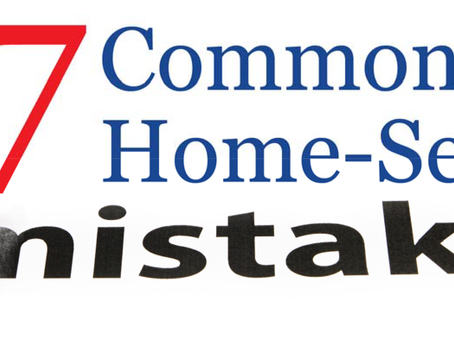 7 Common Home-Selling Mistakes!!!!!
