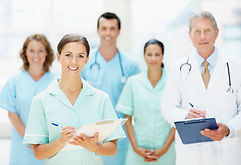 DOCTORS, HOSPITAL ADMINISTRATORS & NURSE