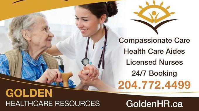 Golden Healthcare Resources Inc.