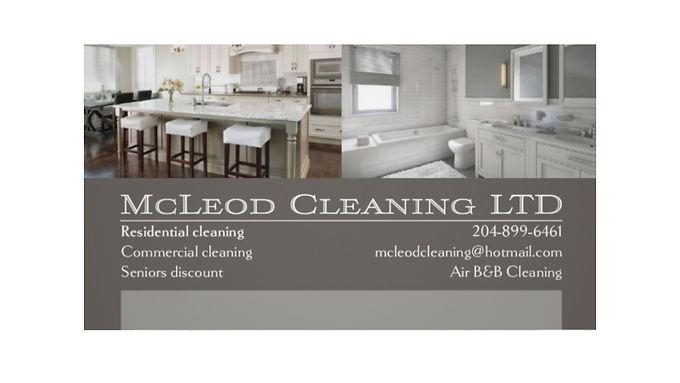Mcleod Cleaning LTD