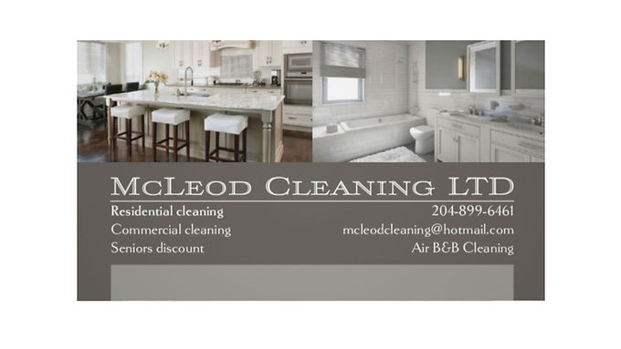 Mcleod Cleaning LTD
