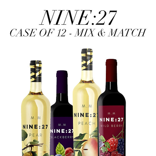 Preorder : CASE OF 12  assorted