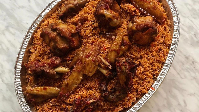 Hadassah African Restaurant