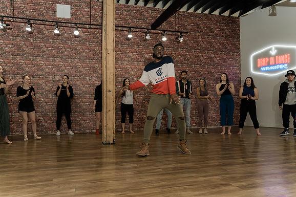 Drop In Dance Winnipeg